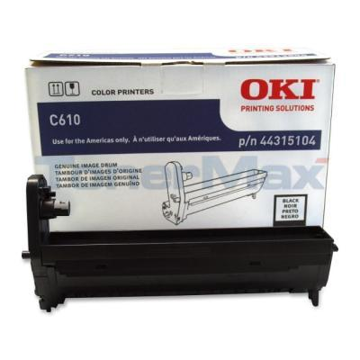 OKI C610 IMAGE DRUM BLACK